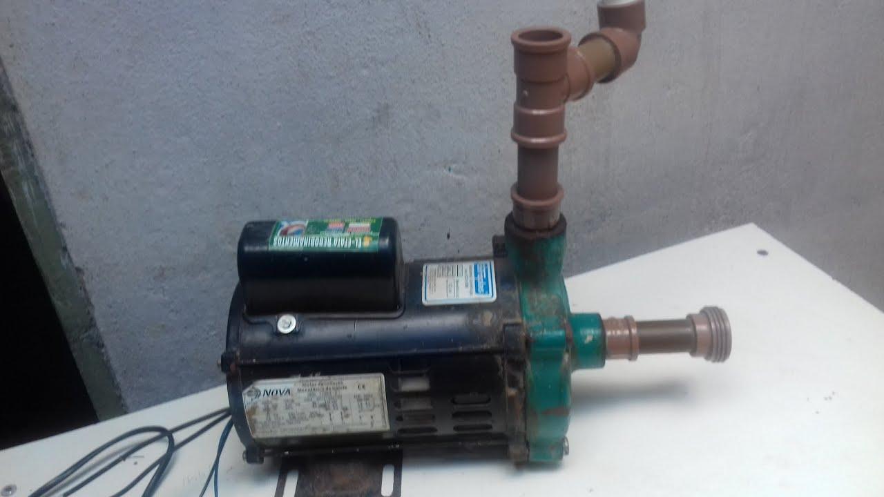 Ensinando instalar uma bomba d 39 agua youtube for Bombas de agua para estanques de jardin