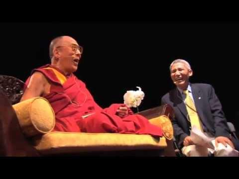 Dalai Lama Q&A - On Gardening & Eating Tsampa