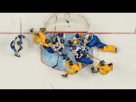 Hockey Highlights - Tech Vs. LSSU - GLI Championship
