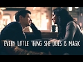 Barry & Iris :: every little thing she does is magic