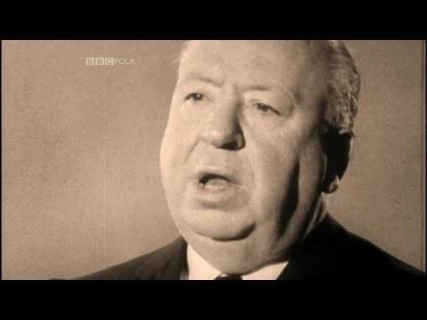Paul Merton Looks at Alfred Hitchcock Hot Documentary