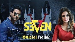 Download Video SEVEN  Official Trailer | Yash | Nusrat jahan | New Bangla Horror Movie  2018 MP3 3GP MP4