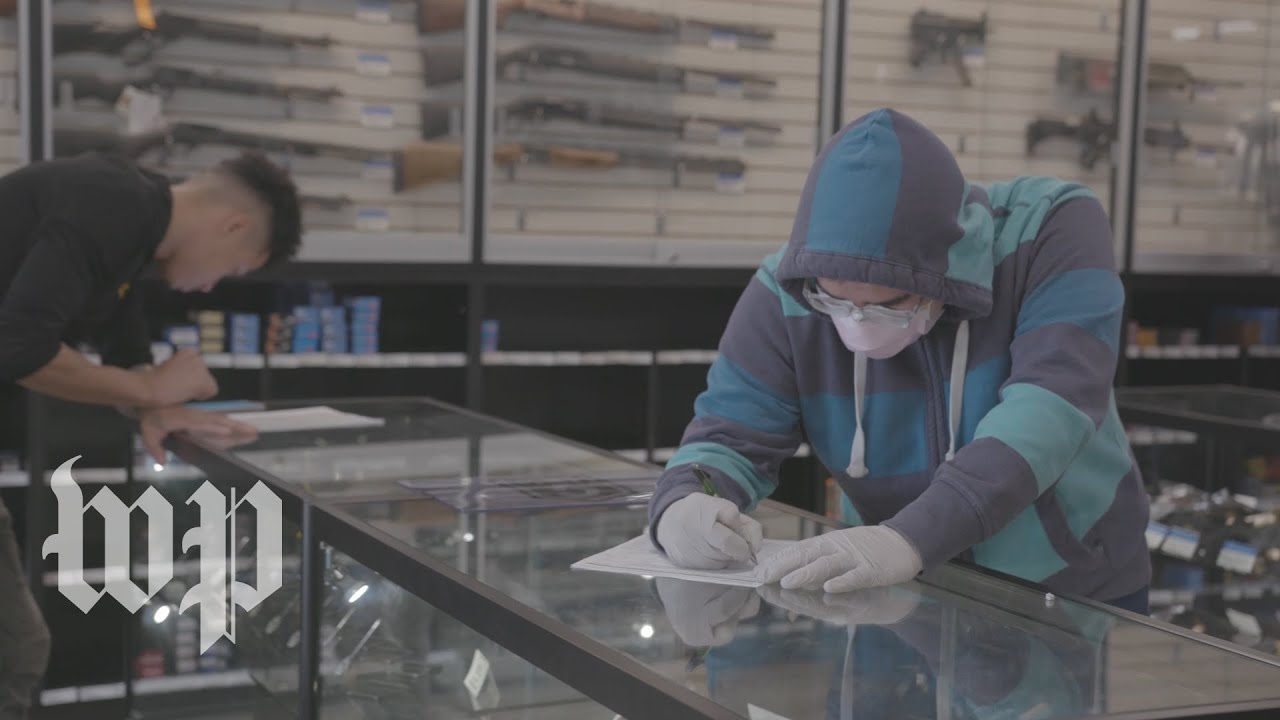 Why Business is booming at this Pennsylvania gun store during the Coronavirus outbreak