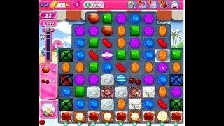 Candy Crush Saga Nivel 1639 completado en español sin boosters (level 1639)