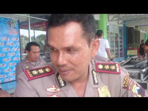 Polisi Bubarkan Konser Endank Soekamti di Waterboom Mulia Wisata Kudus #1
