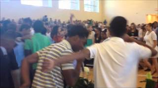 $CMG & CJ - Performs at Renfroe Middle School