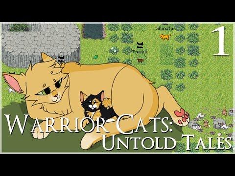 A Newborn Kit in ThunderClan!! • Warrior Cats: Untold Tales - Episode #1