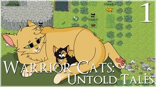 A Newborn Kit in ThunderClan!! • Warrior Cats: Untold Tales - Episode #1