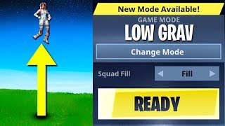 9 *NEW* Leaked Gamemodes: LOW GRAV, PLAYGROUND & More! ( Fortnite Update News )