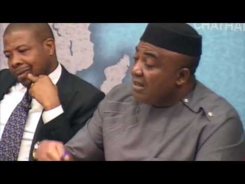 Nigerian Diaspora Consultation on the Review of the 1999 Constitution on YouTube