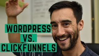 WordPress vs Clickfunnels | WordPress is a better funnel build…