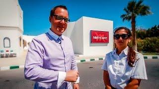 ЕГИПЕТ - обзор Mercure Hurghada Hotel 4* в Хургаде