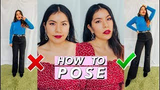 Gambar cover How to pose for photos 📸🤝 Step up your insta game for 2020!!