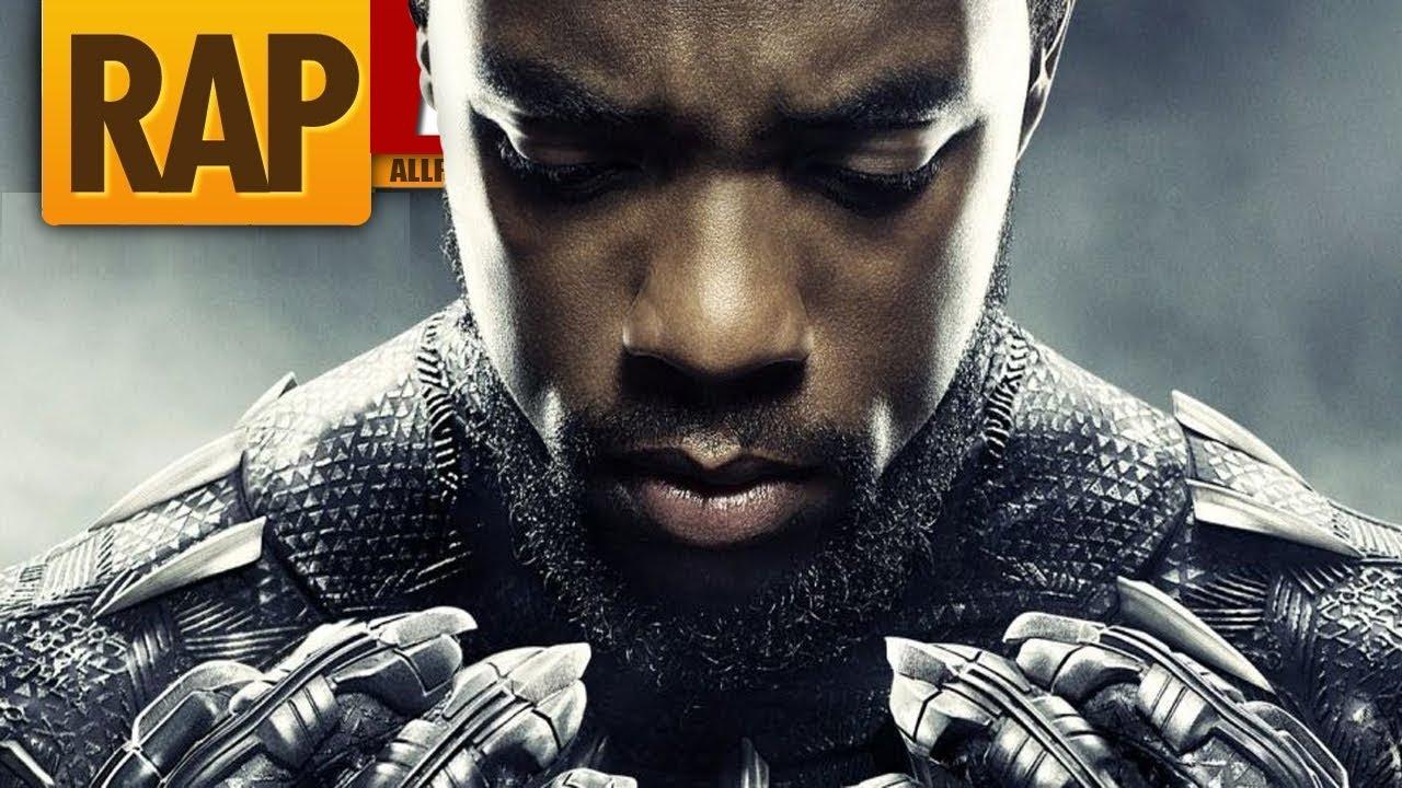 Rap do Pantera Negra (Black Panther 2018) Filme |Prod. Shuka4Beats | AllPlace Tributo #16