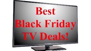 The Best HDTV Black Friday 2016 Deals