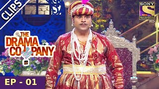 The Drama Company - Krushna As Badshah Jalal-ud-din Akbar - 16th July, 2017