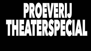Teaser Proeverij: Special Theater - Video & Performance