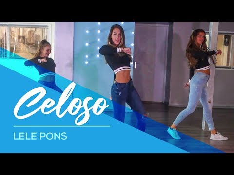 Celoso - Lele Pons - Easy Fitness Dance Video - Choreography