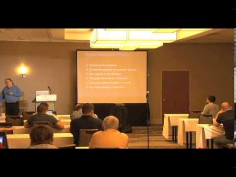 Christophe Pettus: PostgreSQL When It's Not Your Job