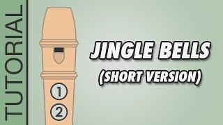 Video Jingle Bells - Recorder Notes Tutorial (short version) download MP3, 3GP, MP4, WEBM, AVI, FLV Oktober 2018