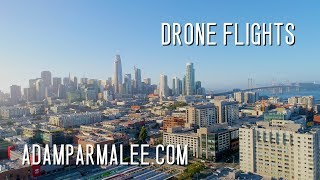 drone flights june 2017 - DJI PHANTOM 4 PRO ADVANCED