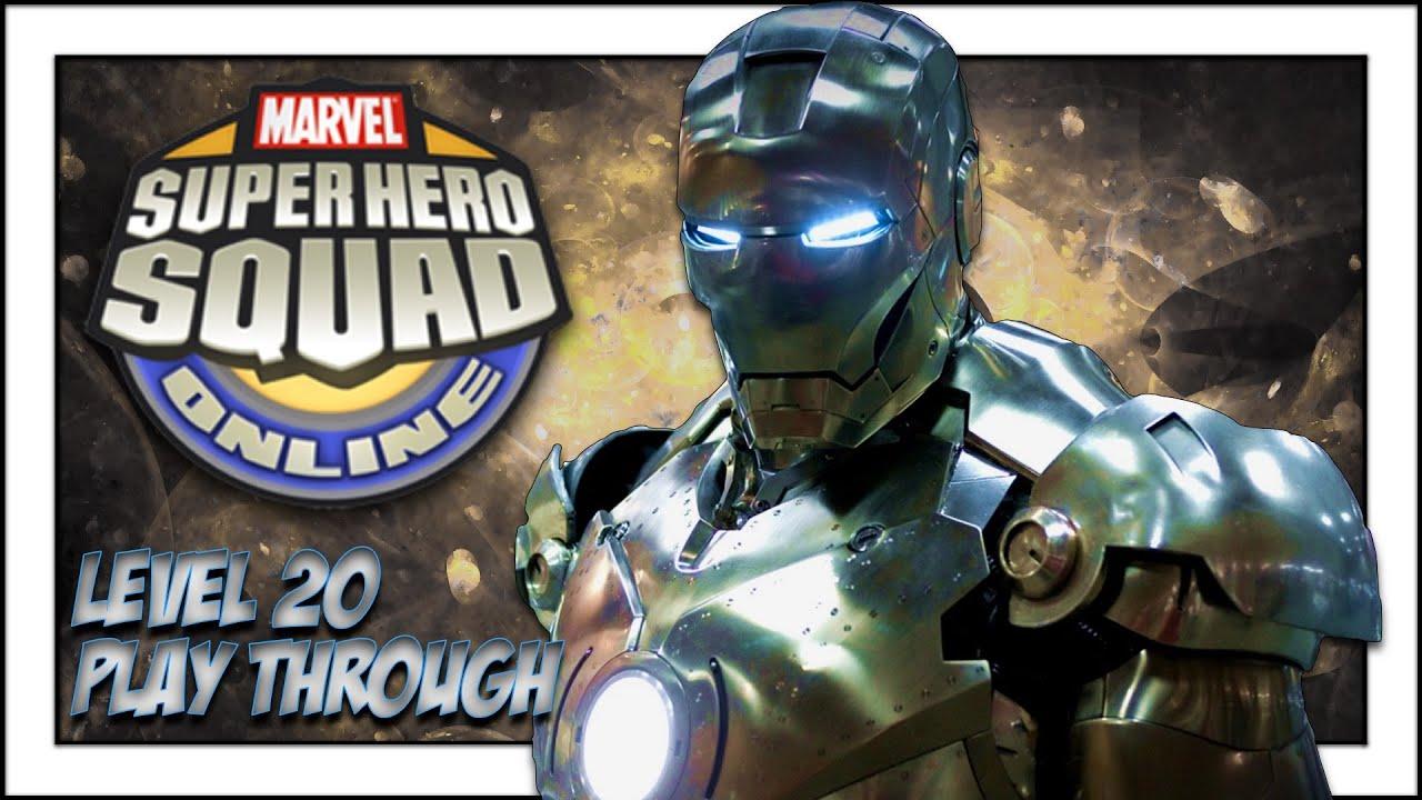 Marvel Super Hero Squad Online: Marvel Games For Kids ...