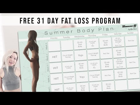How to lose weight and get in shape fast