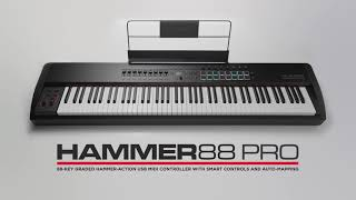 M-Audio || Hammer 88 Pro || Your Perfect Control