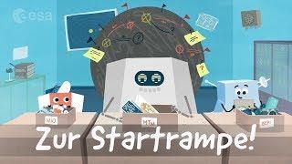 Die epischen Abenteuer von BepiColombo | Teil 1: Auf zur Startrampe!
