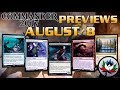 Commander 2017 Spoilers: Path of Ancestry, Bloodline Necromancer, Kindred Discovery, and more!