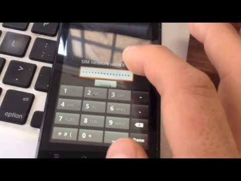 How To Unlock The Huawei Fusion 2 II U8665