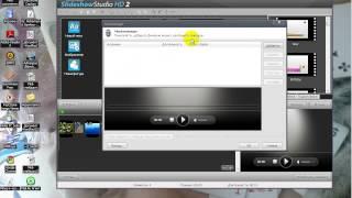 Как создать красивое слайд - шоу в формате видео