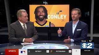 Checketts: The good and bad (mostly good) of the Jazz/Conley trade