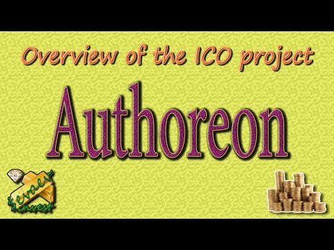 Authoreon / Overview Of The Company.