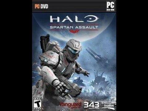 Скачать Halo: Spartan Assault бесплатно через торрент