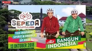 Sepeda Nusantara 2018 Kota Malang - Stafaband