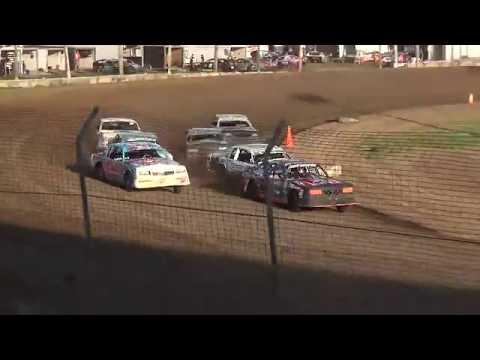 USRA Hobby Stock Heat 1 Upper Iowa Speedway 8/3/19