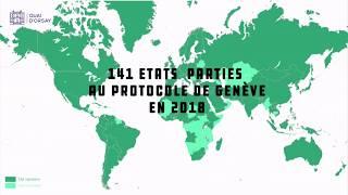Partenariat international contre l'impunité d'utilisation d'armes chimiques thumbnail