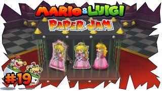 Kleine fiese Ratten - Mario und Luigi Paper Jam - #19