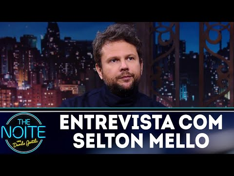 Entrevista com Selton Mello | The Noite (21/03/18)