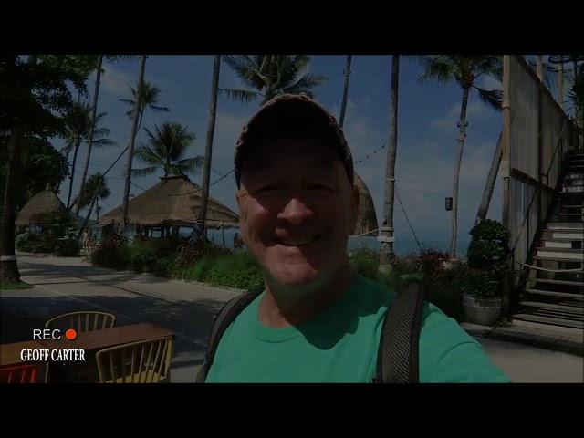 PATTAYA MALE - Geoff Carter on Koh Samui island Part 2 - Fabulous TV Pattaya