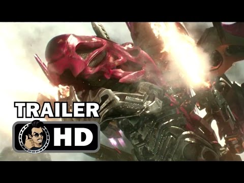 POWER RANGERS International Trailer #1 (2017) Elizabeth Banks Sci-Fi Action Movie HD