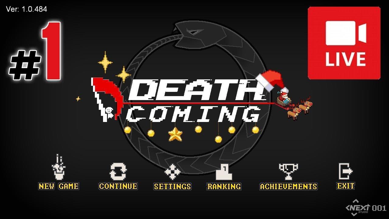"[Archiwum] Live – Death Coming! (1) – [1/2] – ""Pszczoły i UFO"""