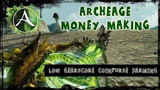 ARCHEAGE MONEY MAKING - ep.7 - Sunken treasure chests