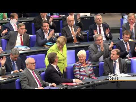 Bundestag: Änderung des Grundgesetzes für Bund-Länder-Finanzreform
