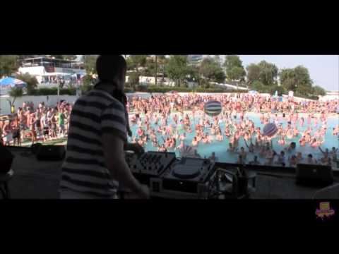 Gammer & MC Static Live at HTID In The Sun Waterpark Party 2012