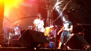 Chicosci - Paris (live in UP Fair 2009)
