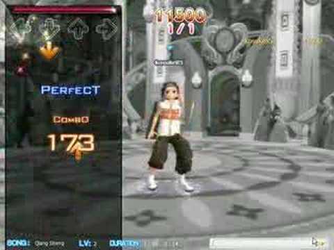 Super Dance Online: Luo Bai Ji - Qiang Sheng