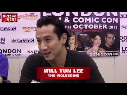 The Wolverine Interview - Will Yun Lee, Kenuichio Harada
