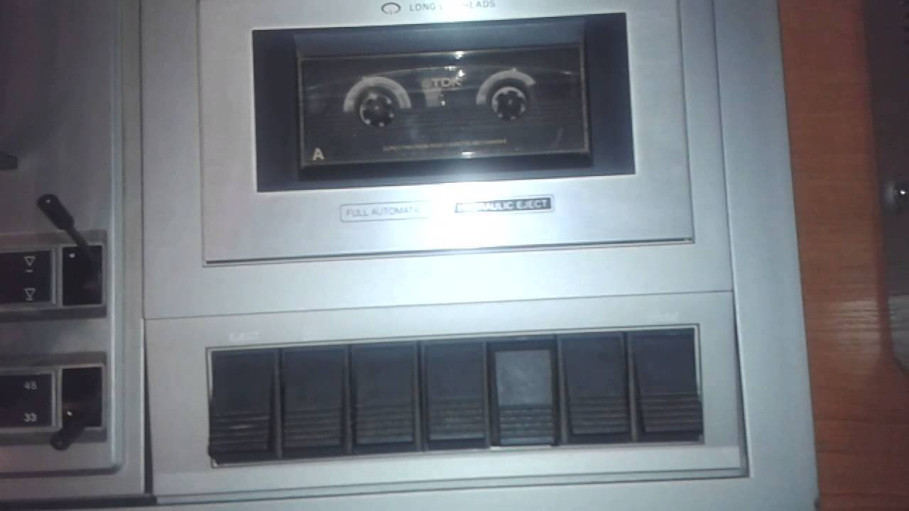 PHILIPS 902 STEREO MUSIC CENTRE Adapter YouTube
